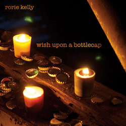Wish Upon a Bottlecap CD inside cover - click for larger image