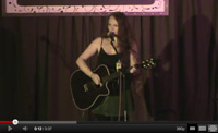 click to view the full concert at the Homegrown Music Cafe